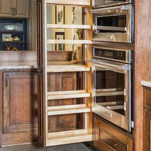 CRAFTSMAN PULL OUT PANTRY