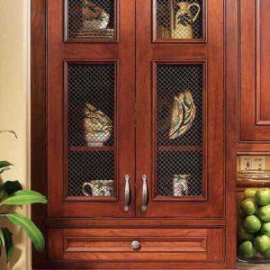 DELUXE MULLION DOOR ROUTE FOR GLASS OPTION